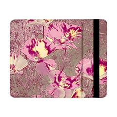 Amazing Glowing Flowers 2b Samsung Galaxy Tab Pro 8 4  Flip Case