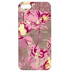 Amazing Glowing Flowers 2b Apple Iphone 5 Hardshell Case With Stand