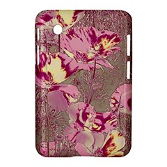 Amazing Glowing Flowers 2b Samsung Galaxy Tab 2 (7 ) P3100 Hardshell Case