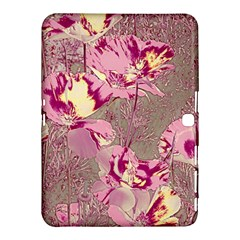 Amazing Glowing Flowers 2b Samsung Galaxy Tab 4 (10 1 ) Hardshell Case
