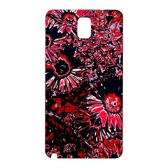 Amazing Glowing Flowers C Samsung Galaxy Note 3 N9005 Hardshell Back Case