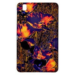 Amazing Glowing Flowers 2a Samsung Galaxy Tab Pro 8 4 Hardshell Case