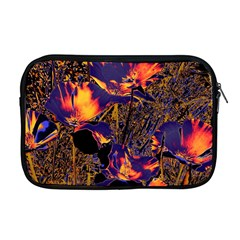 Amazing Glowing Flowers 2a Apple Macbook Pro 17  Zipper Case