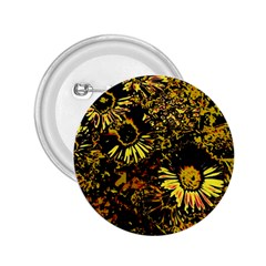 Amazing Neon Flowers B 2 25  Buttons