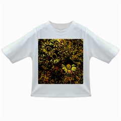 Amazing Neon Flowers B Infant/toddler T Shirts