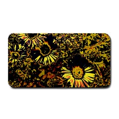 Amazing Neon Flowers B Medium Bar Mats