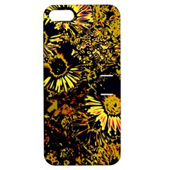 Amazing Neon Flowers B Apple Iphone 5 Hardshell Case With Stand