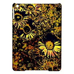 Amazing Neon Flowers B Ipad Air Hardshell Cases