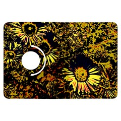 Amazing Neon Flowers B Kindle Fire Hdx Flip 360 Case