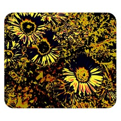 Amazing Neon Flowers B Double Sided Flano Blanket (small)