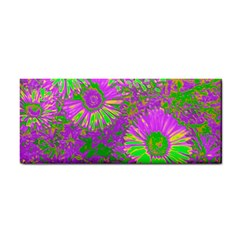 Amazing Neon Flowers A Cosmetic Storage Cases