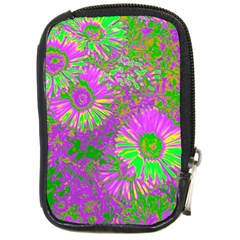 Amazing Neon Flowers A Compact Camera Cases