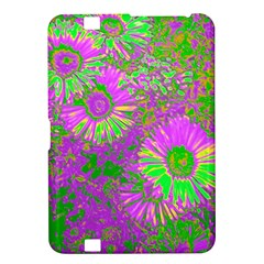 Amazing Neon Flowers A Kindle Fire Hd 8 9