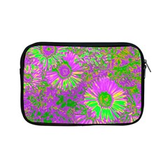 Amazing Neon Flowers A Apple Ipad Mini Zipper Cases