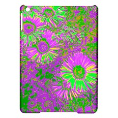 Amazing Neon Flowers A Ipad Air Hardshell Cases