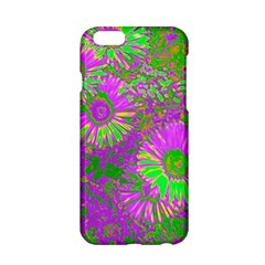 Amazing Neon Flowers A Apple Iphone 6/6s Hardshell Case
