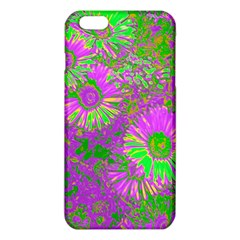 Amazing Neon Flowers A Iphone 6 Plus/6s Plus Tpu Case