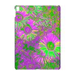 Amazing Neon Flowers A Apple Ipad Pro 10 5   Hardshell Case