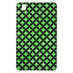 Circles3 Black Marble & Green Watercolor (r) Samsung Galaxy Tab Pro 8 4 Hardshell Case
