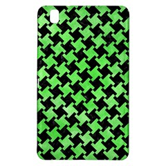 Houndstooth2 Black Marble & Green Watercolor Samsung Galaxy Tab Pro 8 4 Hardshell Case