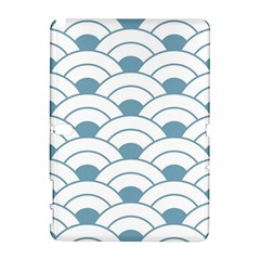 Art Deco,shell Pattern,teal,white Galaxy Note 1