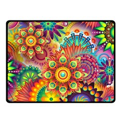 1960st Daydream Double Sided Fleece Blanket (small)