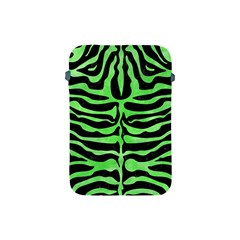 Skin2 Black Marble & Green Watercolor Apple Ipad Mini Protective Soft Cases
