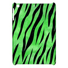 Skin3 Black Marble & Green Watercolor (r) Apple Ipad Mini Hardshell Case