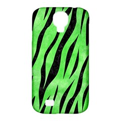 Skin3 Black Marble & Green Watercolor (r) Samsung Galaxy S4 Classic Hardshell Case (pc+silicone)