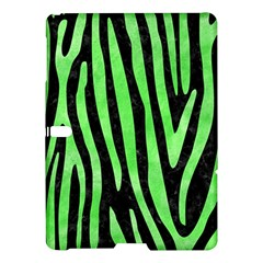 Skin4 Black Marble & Green Watercolor (r) Samsung Galaxy Tab S (10 5 ) Hardshell Case