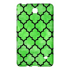 Tile1 Black Marble & Green Watercolor (r) Samsung Galaxy Tab 4 (7 ) Hardshell Case