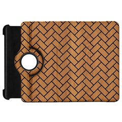 Brick2 Black Marble & Light Maple Wood (r) Kindle Fire Hd 7