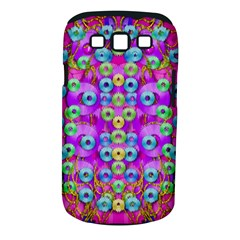 Festive Metal And Gold In Pop Art Samsung Galaxy S Iii Classic Hardshell Case (pc+silicone)