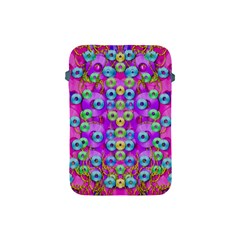 Festive Metal And Gold In Pop Art Apple Ipad Mini Protective Soft Cases