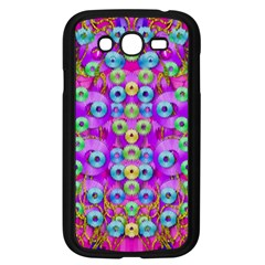 Festive Metal And Gold In Pop Art Samsung Galaxy Grand Duos I9082 Case (black)