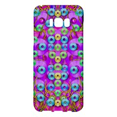 Festive Metal And Gold In Pop Art Samsung Galaxy S8 Plus Hardshell Case