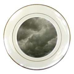4th Of July On Long Beach Porcelain Plates