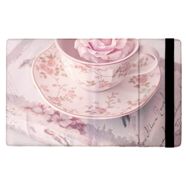 shabby chic high tea Apple iPad Pro 12.9   Flip Case