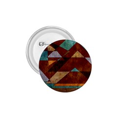 Turquoise And Bronze Triangle Design With Copper 1 75  Buttons