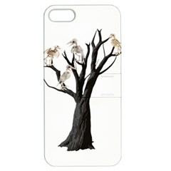 Dead Tree  Apple Iphone 5 Hardshell Case With Stand