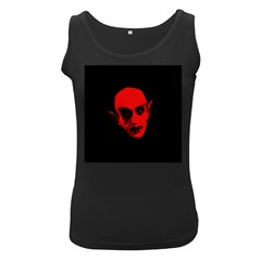 Dracula Women s Black Tank Top