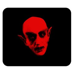 Dracula Double Sided Flano Blanket (small)