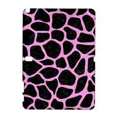Skin1 Black Marble & Pink Colored Pencil Galaxy Note 1