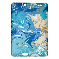 Abstract Marble 2 Amazon Kindle Fire Hd (2013) Hardshell Case