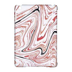 Abstract Marble 13 Apple Ipad Mini Hardshell Case (compatible With Smart Cover)