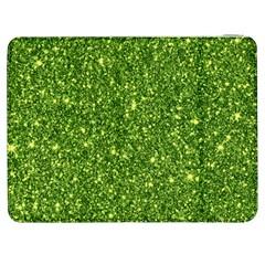 New Sparkling Glitter Print G Samsung Galaxy Tab 7  P1000 Flip Case