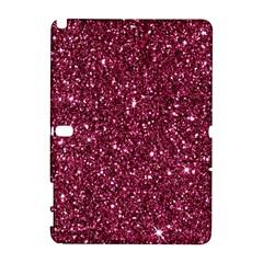New Sparkling Glitter Print J Galaxy Note 1