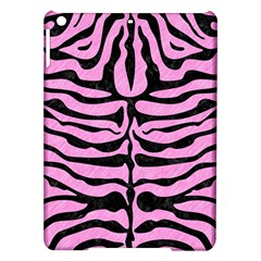 Skin2 Black Marble & Pink Colored Pencil Ipad Air Hardshell Cases