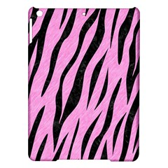 Skin3 Black Marble & Pink Colored Pencil Ipad Air Hardshell Cases