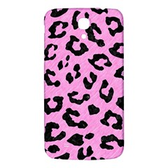Skin5 Black Marble & Pink Colored Pencil (r) Samsung Galaxy Mega I9200 Hardshell Back Case